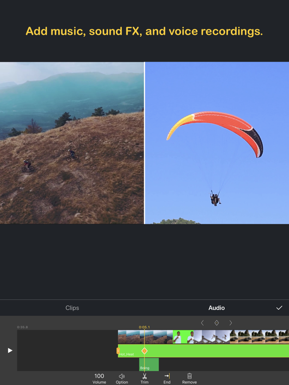 Video Editor - Movie Maker & Slideshow Creator - Perfect Video screenshot