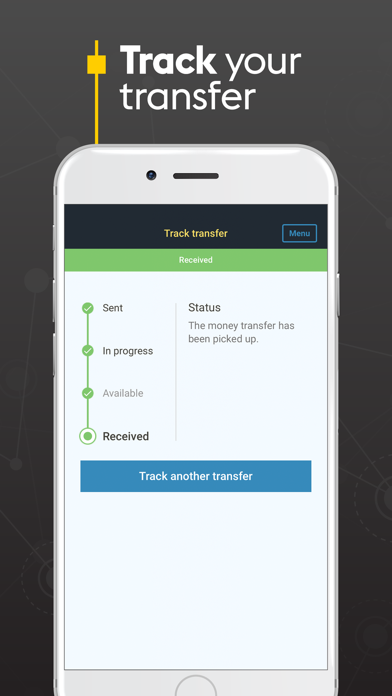 Screenshot for WesternUnion US Money Transfer in United States App Store