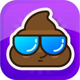 Poo Emojis Stickers