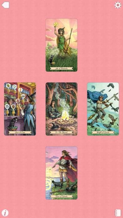 Everyday Witch Tarot-4