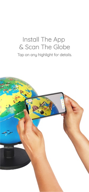 Orboot: AR Globe by PlayShifu on the App Store