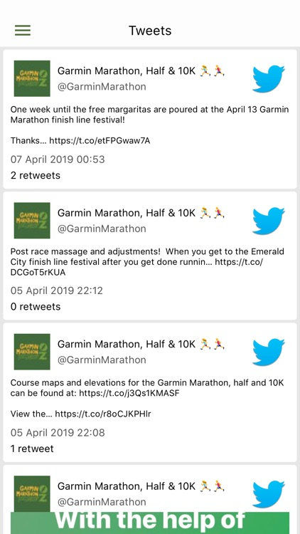 Garmin Marathon screenshot-3
