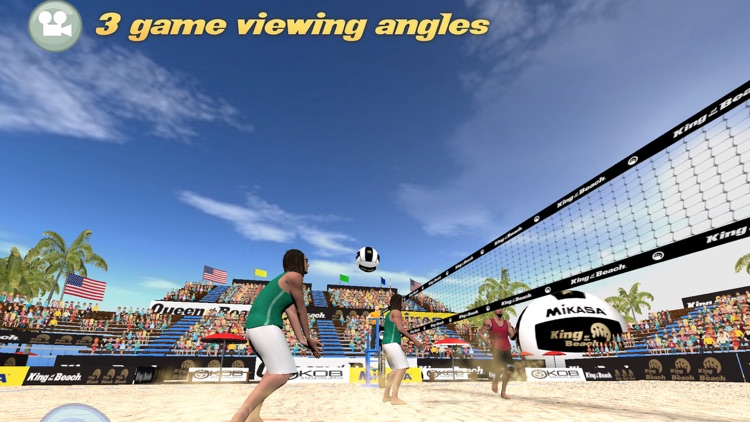 KOB Beach Volley screenshot-4