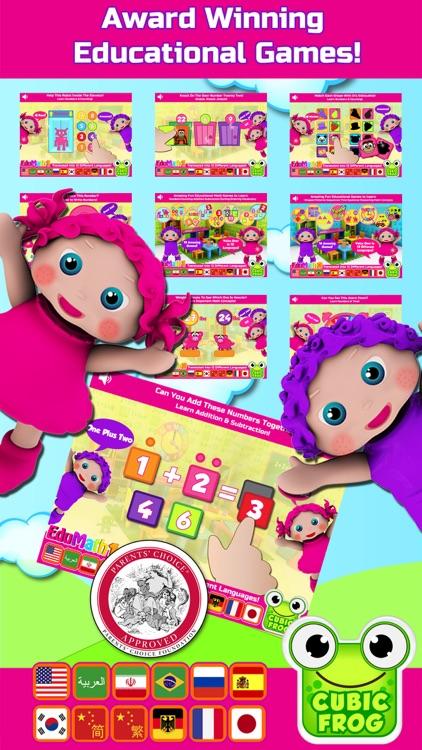 Preschool Games-Kids Learning screenshot-4