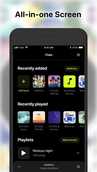 iTube Screenshot 2