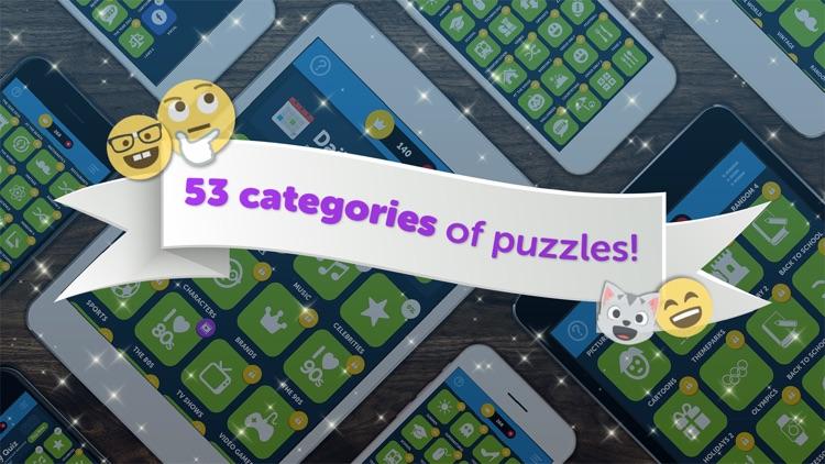 Crossword Quiz - Word Puzzles! screenshot-6