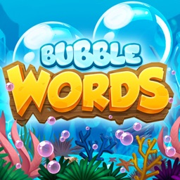 Bubble Words: Word Brain Games