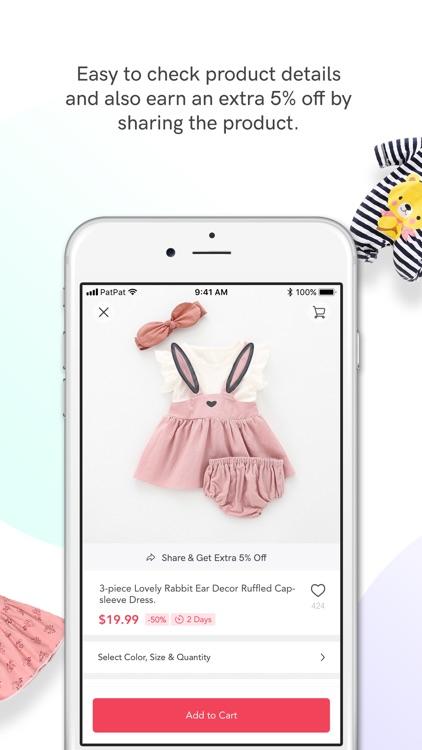 PatPat - Kids & Baby Clothing