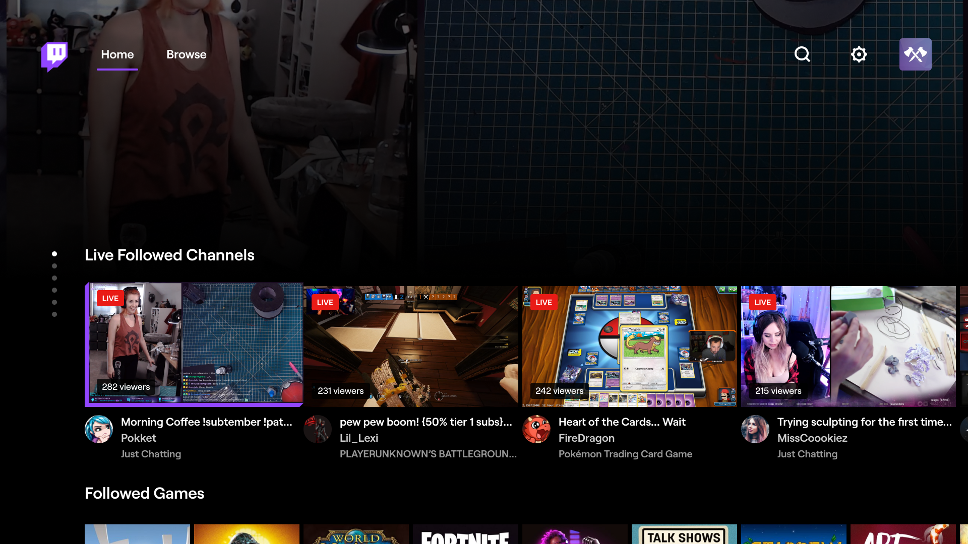 Twitch: Live Game Streaming screenshot 11