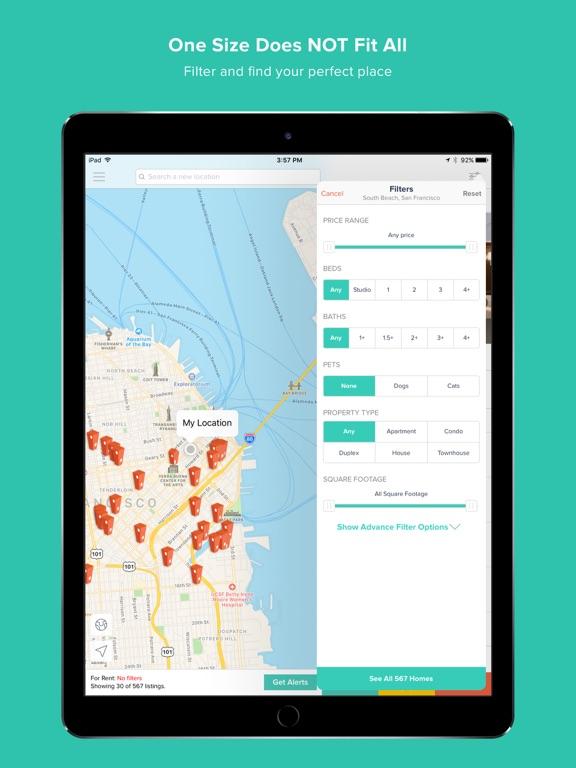 HotPads Rentals & Real Estate screenshot