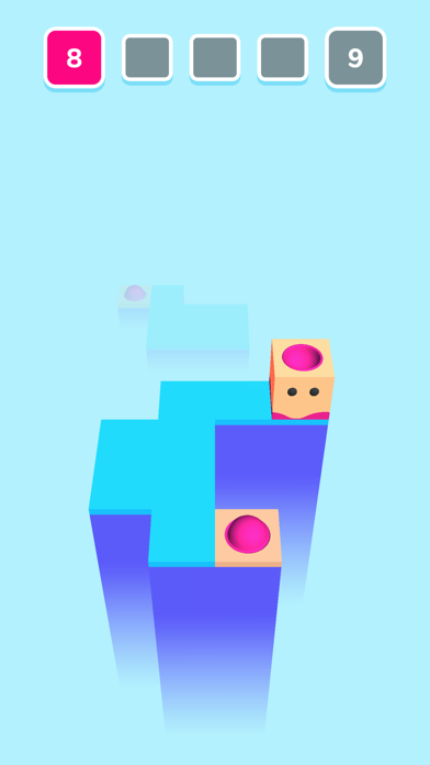 Splash Cube screenshot 2