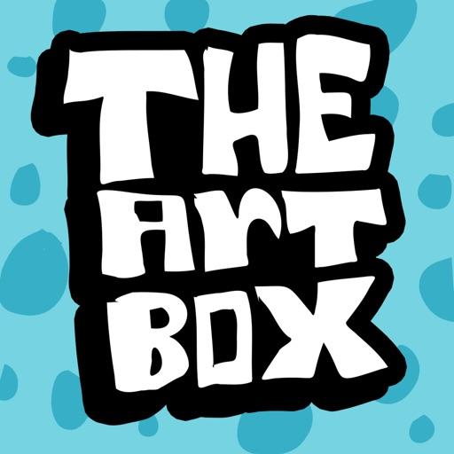 The Art Box Stickers