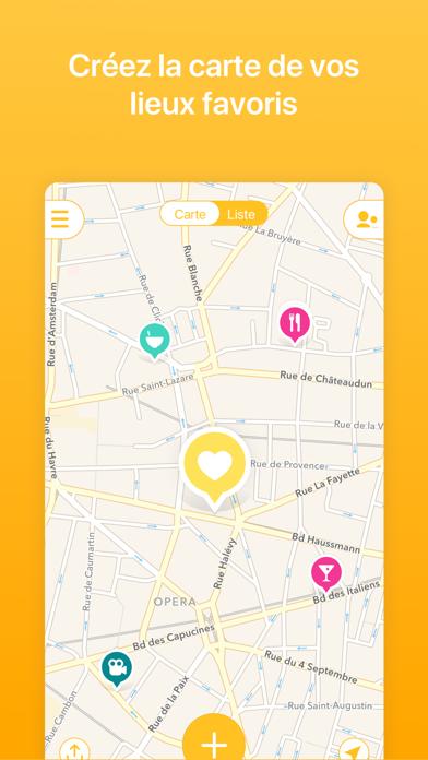 Télécharger Mapstr, votre carte du monde pour Pc