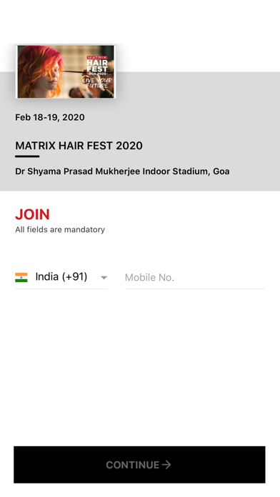Matrix Hair Fest 2020 Screenshot