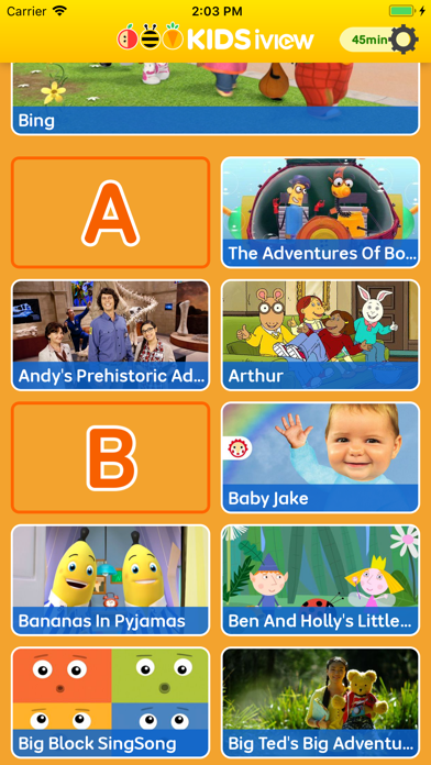 Download ABC KIDS iview for Pc