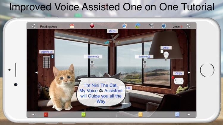HOS Smart Home KNX EIB Live screenshot-7
