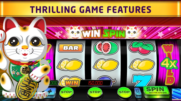 WinFun Casino - Vegas Slots screenshot-3
