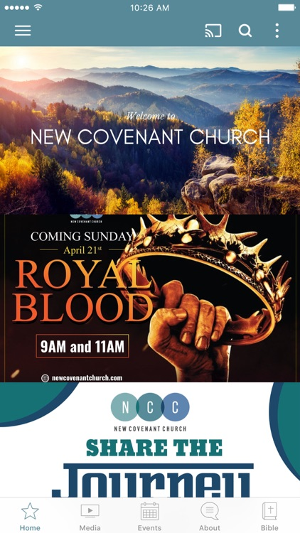 New Covenant Church, Clyde NC