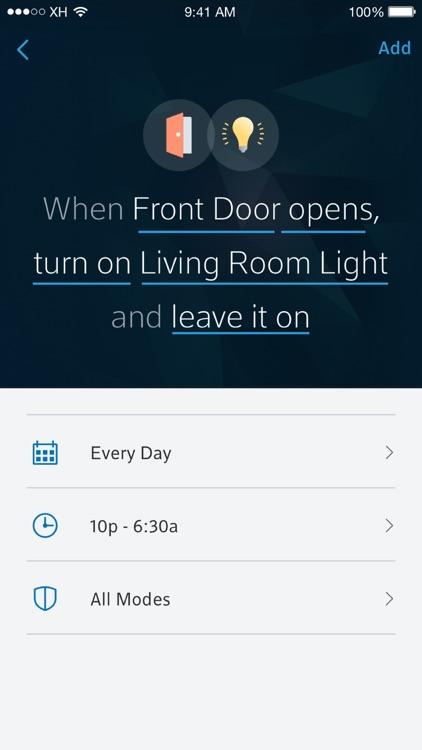 Xfinity Home screenshot-3