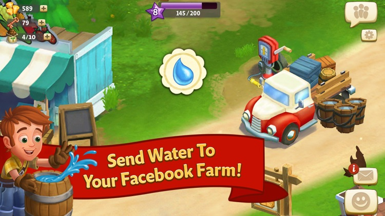 FarmVille 2: Country Escape screenshot-4