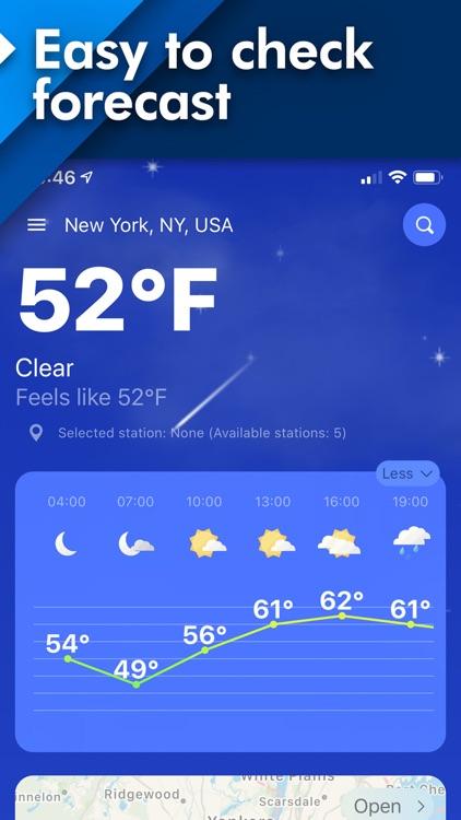 Widget Weather app screenshot-4