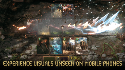 GWENT: The Witcher Card Game Screenshot on iOS