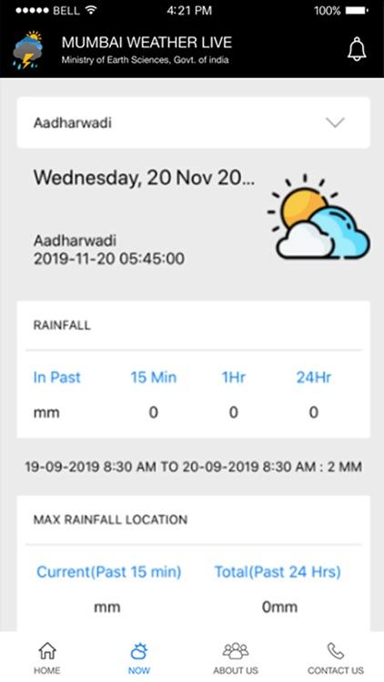 Mumbai Weather Live screenshot-5