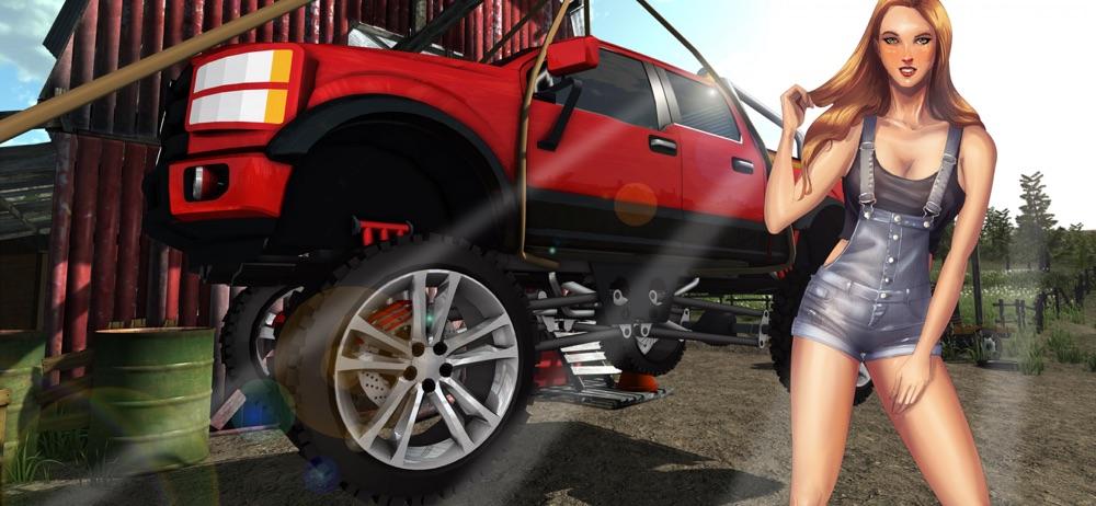 Fix My Truck: 4×4 Pickup! LITE