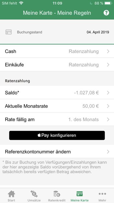 Consors Finanz Mobile BankingScreenshot von 2