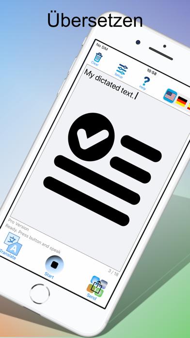 Herunterladen Diktat - Sprache zu Text für Pc