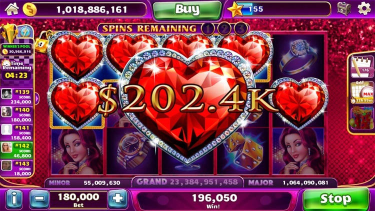Jackpot Party - Casino Slots screenshot-3