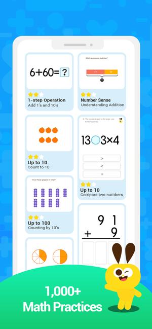 Ahaaa Math - Learning Games Screenshot