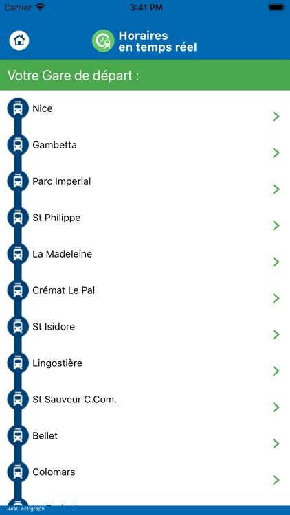 Chemins de Fer de Provence screenshot-3