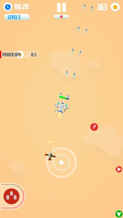 Man Vs. Missiles: Combat screenshot-5