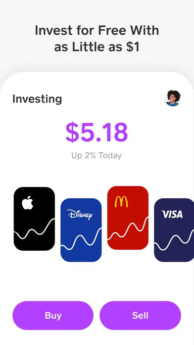 Cash App app image