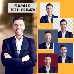 Passport ID Size Photo Maker