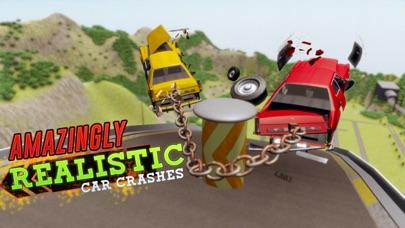Chained Car Crash Beam Drivingのおすすめ画像4