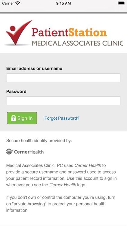 Medical Associates screenshot-3