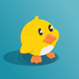 Ícone do app Duckling Duck