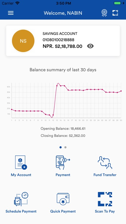 Shine Resunga Mobile Banking screenshot-3