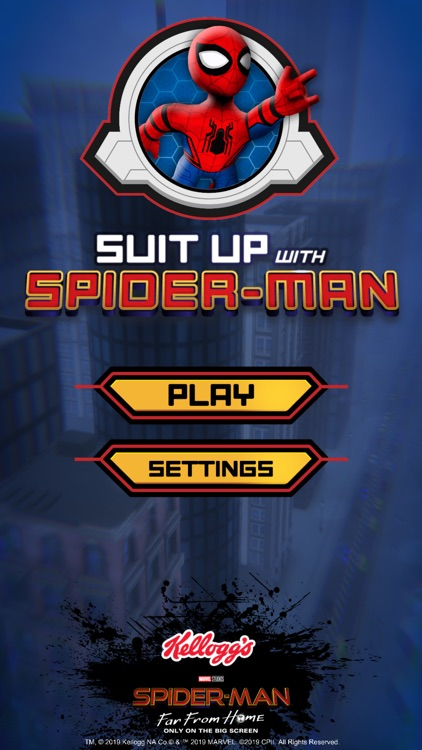 Suit Up with Spider-Man™