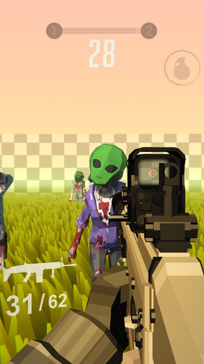 Zombie Royale screenshot-3