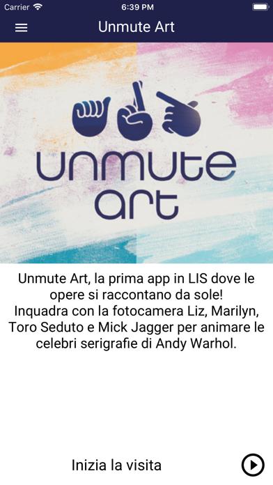 Unmute Art screenshot 1