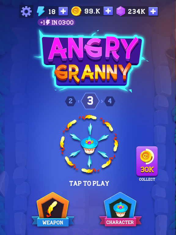 Granny Legend screenshot 4