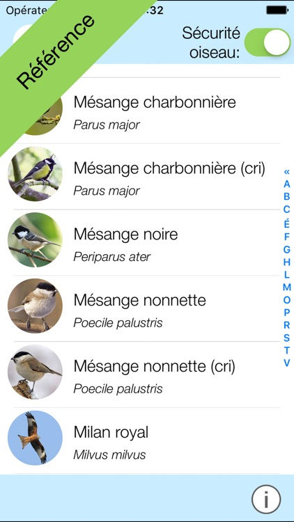 CuiCuiMatique chants d'oiseaux screenshot-3