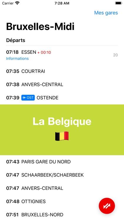 BH — Bureau des Horaires screenshot-4
