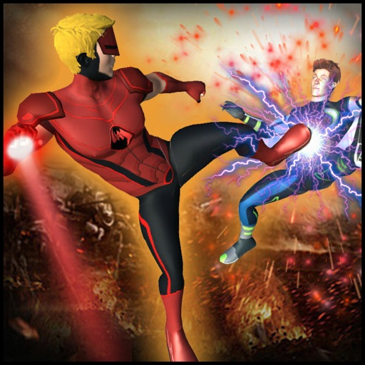 Superheroes Battlefields