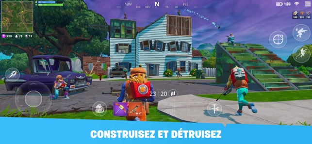captures d ecran d iphone - comment activer la2f fortnite ps4