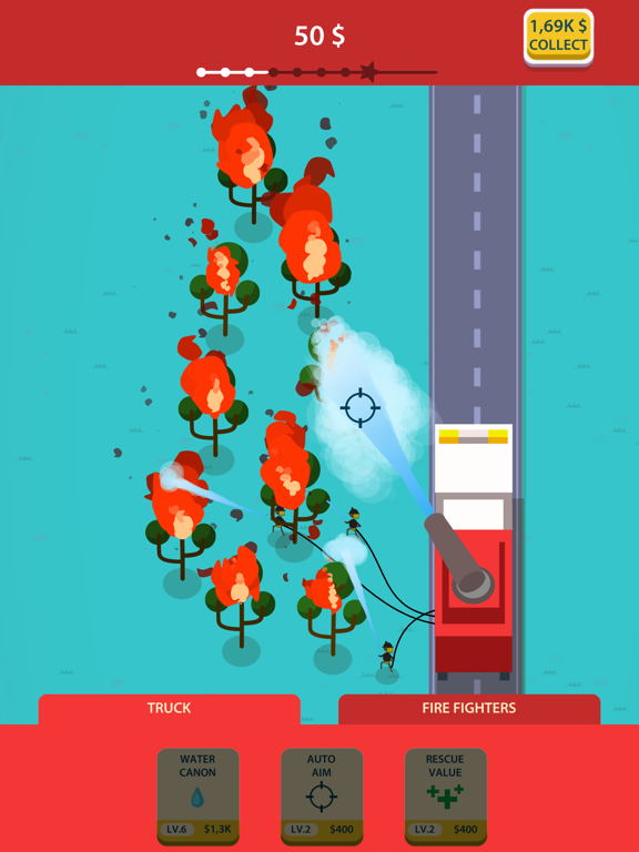 Idle Firetruck screenshot 7
