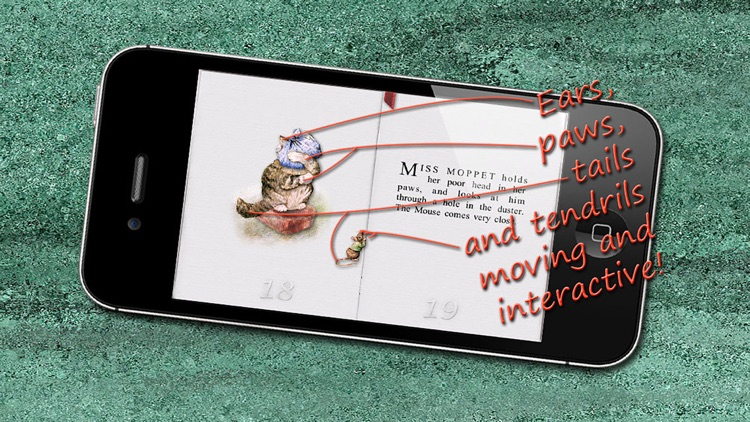 The Story of Miss Moppet FULL screenshot-4